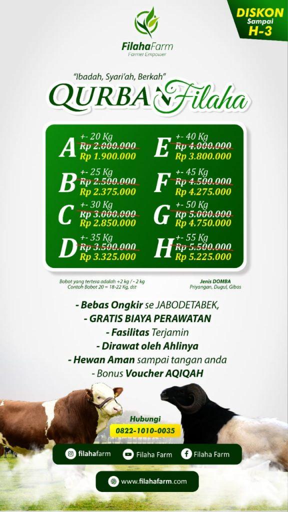 Jual Kambing Qurban Jakarta Selatan