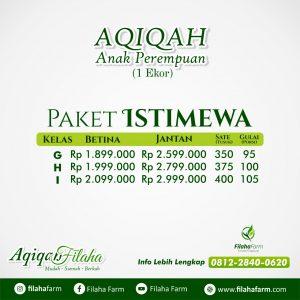 Paket Aqiqah Di Jakarta