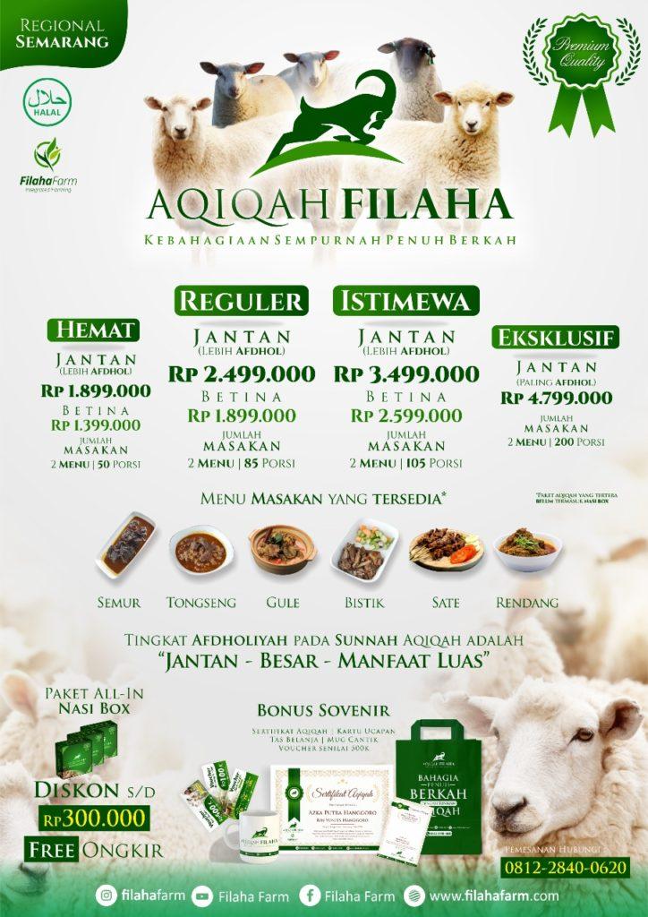 Paket Aqiqah Semarang